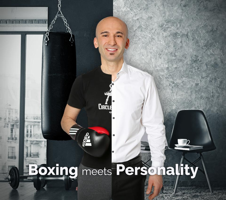 Boxing meets Personality
